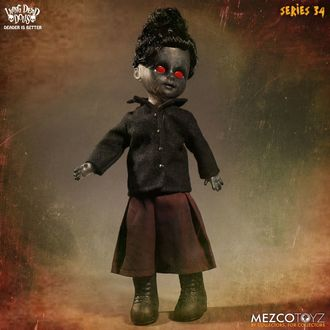 Bambola Living Dead Dolls - The Time Has Come To Tell The Tale - Fuliggine, LIVING DEAD DOLLS