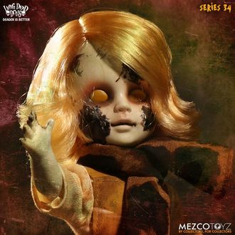 Bambola - Living Dead Dolls - The Time Has Come To Tell The Tale - Canarino, LIVING DEAD DOLLS