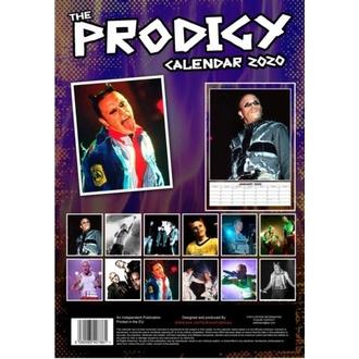 Calendario per il 2020 - THE PRODIGY, NNM, Prodigy