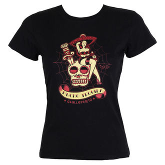 t-shirt donna - Skullsports Girlie T-Shirt - SKULLSPORTS, SKULLSPORTS