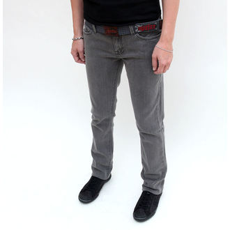pantaloni donna (jeans) CIRCA - Punto metallico Slim Jean, CIRCA
