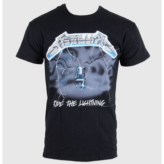 t-shirt metal uomo Metallica - Ride the Lightning - LIVE NATION, LIVE NATION, Metallica