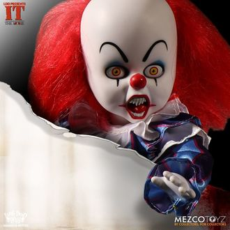 Bambola Living Dead Dolls - Pennywise, LIVING DEAD DOLLS