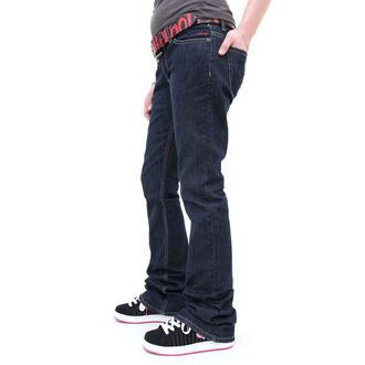 pantaloni donna (jeans) ETNIES - Avviato, ETNIES