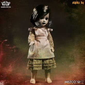 Bambola Living Dead Dolls - The Time Has Come To Tell The Tale - Coalets, LIVING DEAD DOLLS