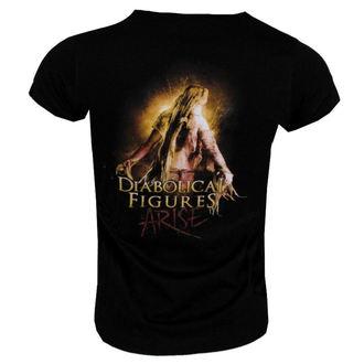 t-shirt metal donna Graveworm - Diabolical Figures Girlie -160291 - NUCLEAR BLAST, NUCLEAR BLAST, Graveworm