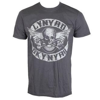 t-shirt metal uomo Lynyrd Skynyrd - Biker Patch - LIVE NATION, LIVE NATION, Lynyrd Skynyrd