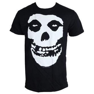 t-shirt metal uomo Misfits - Skull - LIVE NATION - PE10374TSBP