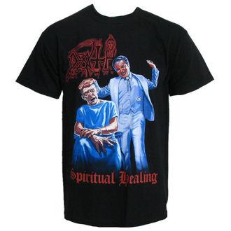 t-shirt metal uomo Death - Spiritual Healing - RAZAMATAZ, RAZAMATAZ, Death