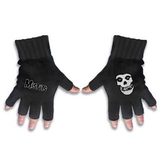 guanti senza dita Misfits - Misfits Logo e Advisory - FG031, RAZAMATAZ, Misfits