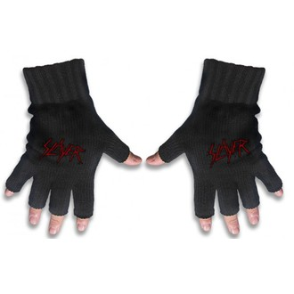 guanti senza dita Slayer - Logo 1 - FG032, RAZAMATAZ, Slayer