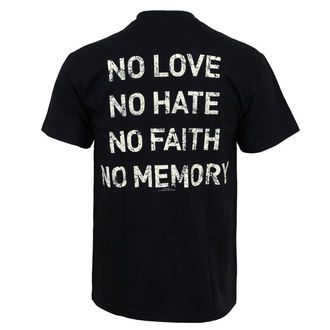 t-shirt metal Mayhem - No Love No Hate - RAZAMATAZ, RAZAMATAZ, Mayhem