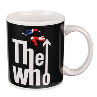 tazza The Who - Union Jack - ROCK OFF, ROCK OFF, Who