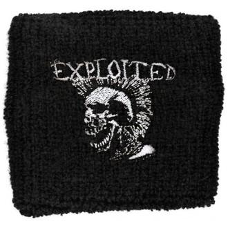 polsino Exploited - Mohican Skull - WB027, RAZAMATAZ, Exploited