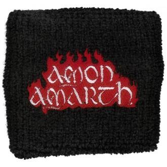 polsino Amon Amarth - Red Flame - WB085, RAZAMATAZ, Amon Amarth