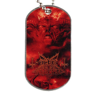 collana ' piastrina' Buio Funeral - Angelus Exuro per ETERNUS, RAZAMATAZ, Dark Funeral