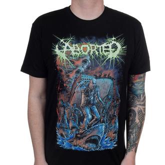 t-shirt metal uomo Aborted - Sharknado - INDIEMERCH, INDIEMERCH, Aborted