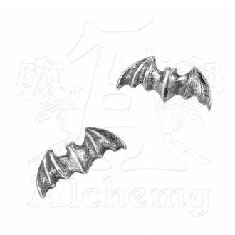 orecchini Bat borchie E186 - Alchemy Gothic