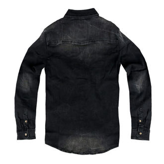 Camicia BRANDIT - Riley - denims, BRANDIT