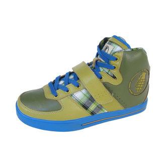 scarpe da ginnastica alte uomo - Halfer - GRENADE - Halfer, GRENADE