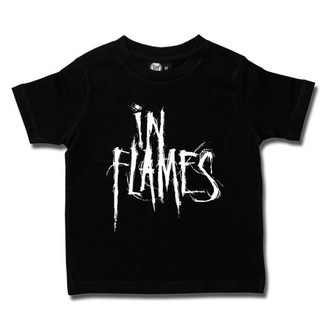 t-shirt metal uomo In Flames - Logo - Metal-Kids, Metal-Kids, In Flames