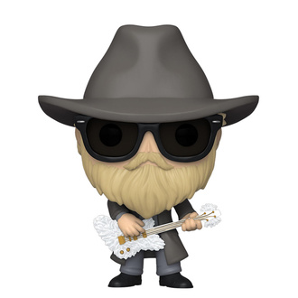 Statuina ZZ Top - POP! - Dusty Hill, POP, ZZ-Top