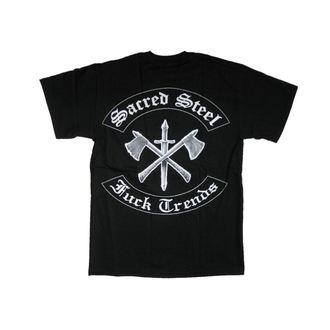 t-shirt metal uomo Sacred Steel - MUSICAT - MUSICAT, MUSICAT, Sacred Steel