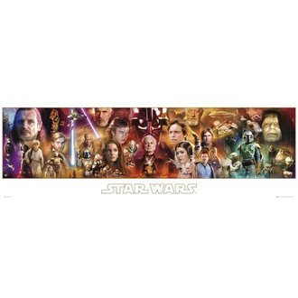 poster Star Wars - Completo - GB posters, GB posters