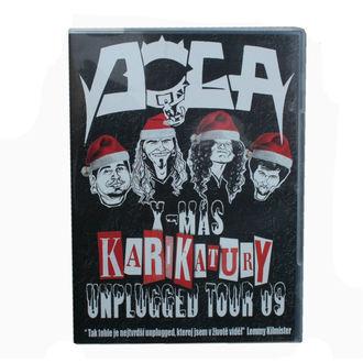 DVD Doga XMAS Unplugged Tour 2009 Caricatura, Doga