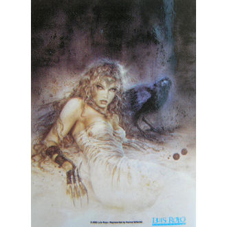 bandiera Luis Royo HFL 455, HEART ROCK