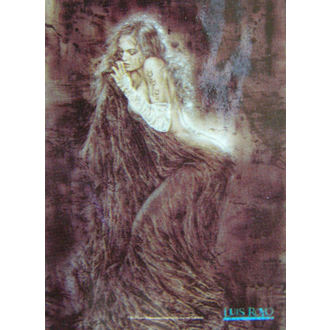 bandiera Luis Royo HFL 456, HEART ROCK
