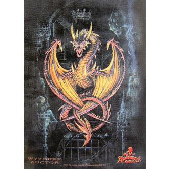 bandiera ACHEMA Gothic HFL 346, HEART ROCK