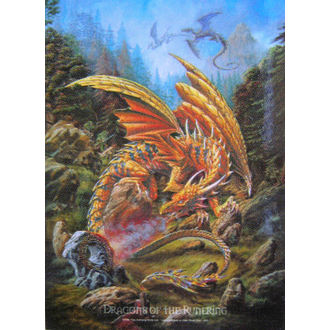 banofera Dragons of the Runering HFL 424, HEART ROCK