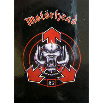 bandiera Motörhead, HEART ROCK, Motörhead