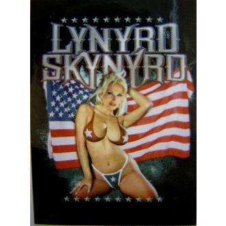 bandiera Lynyrd Skynyrd - American Flag, HEART ROCK, Lynyrd Skynyrd