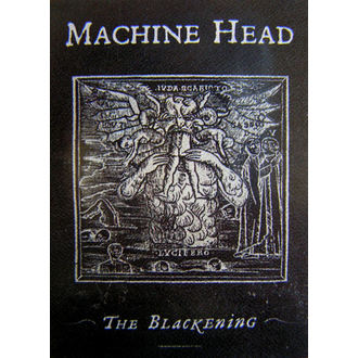 bandiera Machine Head - The Annerimento, HEART ROCK, Machine Head