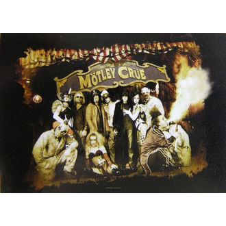 bandiera Mötley Crüe - Festival Circo, HEART ROCK, Mötley Crüe