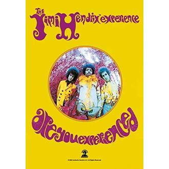 Bandiera Jimi Hendrix - Are you Experienced, HEART ROCK, Jimi Hendrix