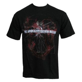 t-shirt metal uomo Die Apokalyptischen Reiter - NUCLEAR BLAST - NUCLEAR BLAST, NUCLEAR BLAST, Die Apokalyptischen Reiter