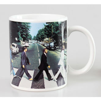 tazza Beatles - Abbazia Strada - ROCK OFF, ROCK OFF, Beatles