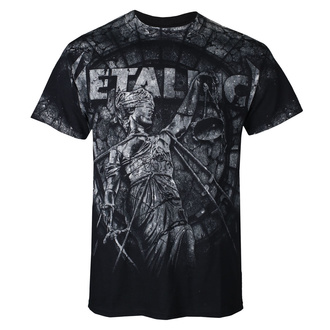 t-shirt metal uomo Metallica - Justice Stoned - NNM - RTMTLTSBSTO