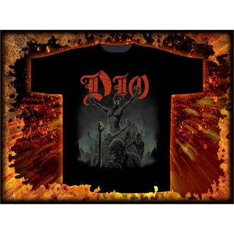 t-shirt metal uomo Dio - Stand Up And Shout - RAZAMATAZ