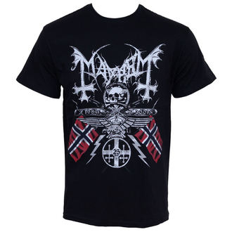 t-shirt metal Mayhem - 25 Years Coat of Arms - RAZAMATAZ, RAZAMATAZ, Mayhem