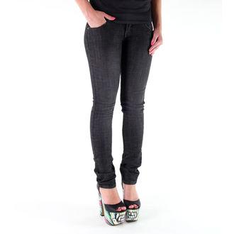 pantaloni donna (jeans) METAL MULISHA - Bambino Skinny, METAL MULISHA