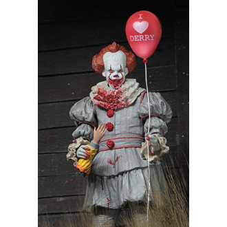 figura IT - Stephen King - Pennywise - io Cuore Derry, NNM