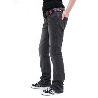 pantaloni donna (jeans) CIRCA - Progettata Straight Jean, CIRCA