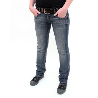 pantaloni donna (jeans) FOX - Dirty Gesta Fidanzato, FOX