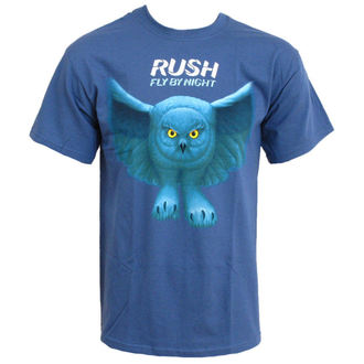 t-shirt uomo RUSH -FLY BY NIGHT, PLASTIC HEAD, Rush