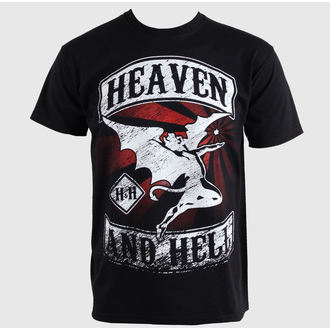 t-shirt uomo HEAVEN & HELL 'CHOPPER' 5619, PLASTIC HEAD, Heaven & Hell