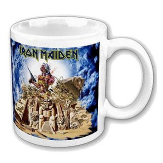 tazza Iron Maiden - Somewhere Back In Time - ROCK OFF, ROCK OFF, Iron Maiden